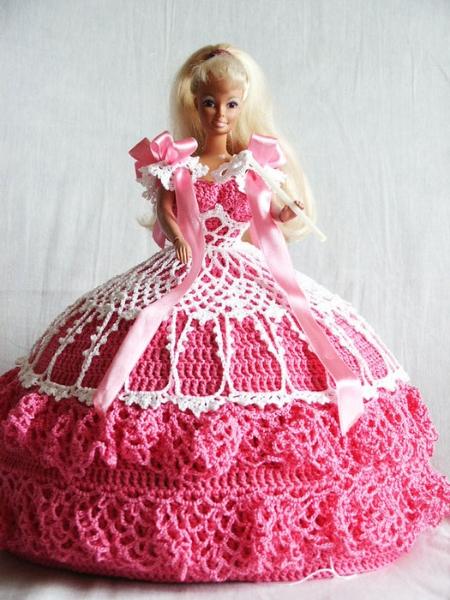 Описание: как сшить платье для куклы барби с.