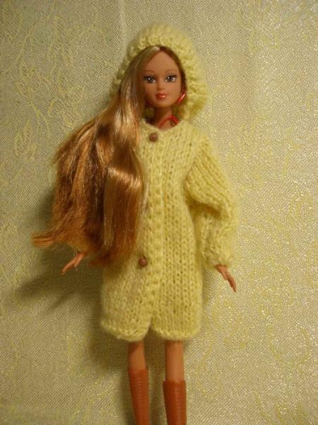 Вязанные платья для Барби, шить для Барби, выкройки для куклы, вязать...