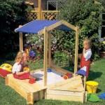 детская площадка, площадка для детей +на даче, цветники на даче,детям на даче