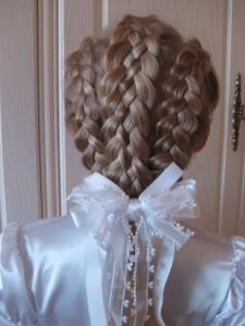 Прически для длинных волос модные
