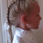 прически на 1 сентября, какую сделать прическу в школу,прически для длинных волос, модные прически в школу,прически модные,