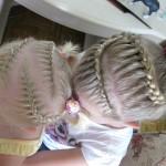 детские прически, Людмила Ананьина, прически в школу, Прически для девочек от 8 до 14 лет., прически для детей, прически для детей 10-12 лет, прически на утренник в детский сад,прически для девочек в школу