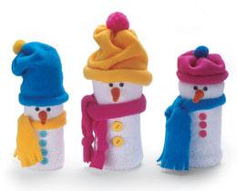 НОВЫЙ ГОД,снеговик,поделки своими руками,поделки для детей,поделки на новый год