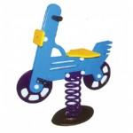 качалки на пружине,качалки из автомобильных рессор, качалки для детской площадки
