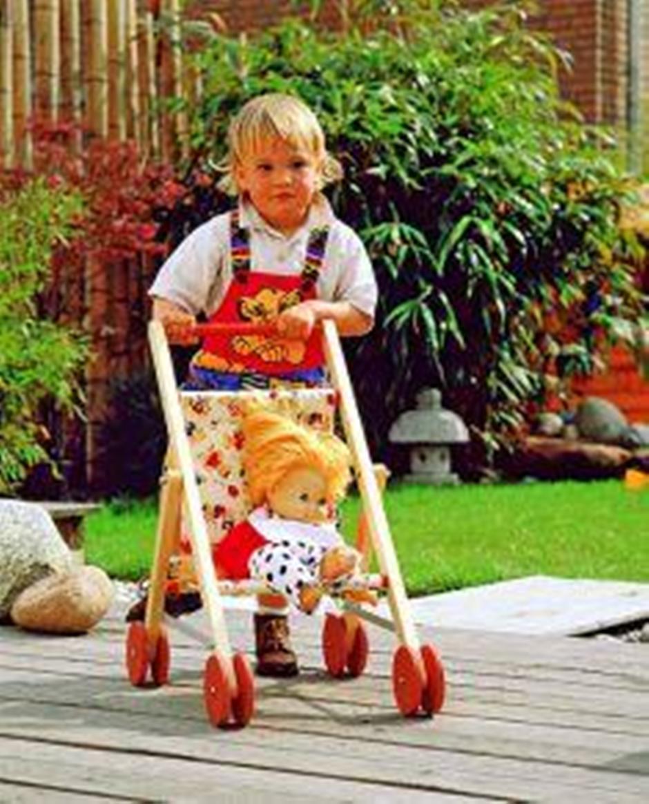 детская коляска,деревянная коляска,как сделать коляску для куклы